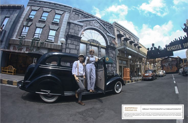 classic vintage // museum angkut // preweding series // happipolla piscean co