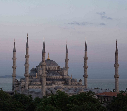 Blue Mosque - İstanbul - Turkey