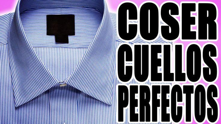 A la hora de coser un cuello es importante que lo hagamos de la forma correcta para lograr un bue...