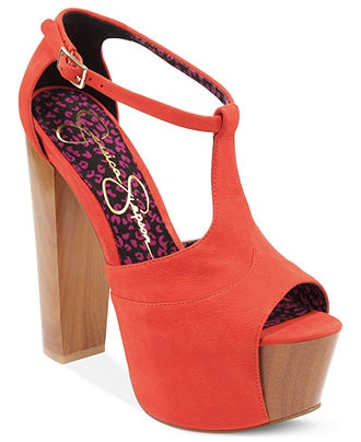 Jessica Simpson Shoes, Danie Platform Sandals - Jessica Simpson - Shoes - Macy's