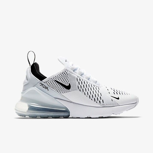 the latest ddd68 d042c Nike Air Max 270 White | Shoes | Nike air max, Nike shoes ...