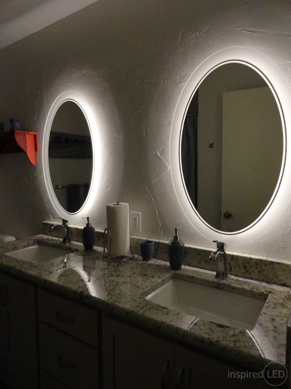 Bathroom Lighting Ideas With Inspired LED Part 81