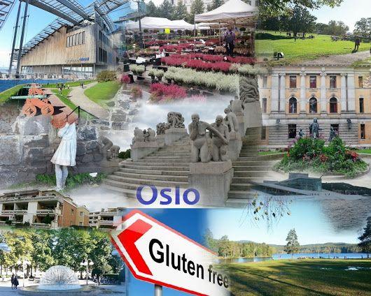 OSLO. TRAVEL NOTES. GLUTENFREE. - All Around Is Gluten Free