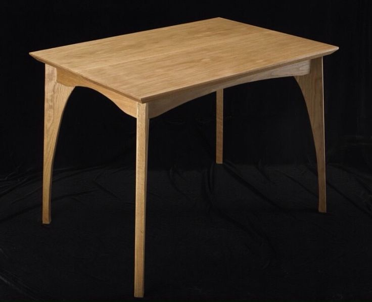 White oak table-2