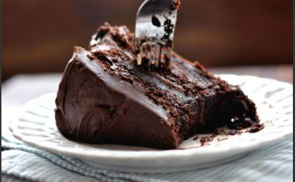 Νηστίσιμη τούρτα σοκολάτα από το Sidagi.gr !
