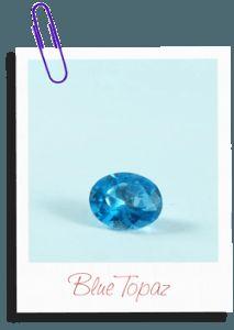 Batu Aura Kelahiran Desember – Topaz - Akik Permata Mulia
