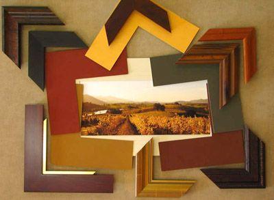 14 best framing corner samples images on pinterest corner crafts all about framing basics portland oregon solutioingenieria Images
