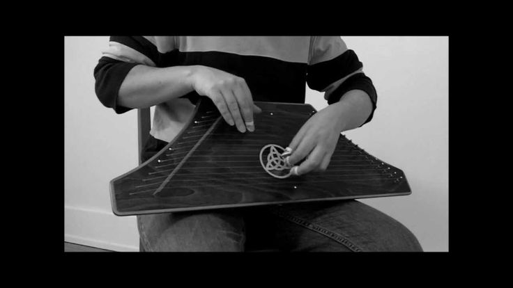 Scarborough Fair - Lap Harp/Plucked Psaltery