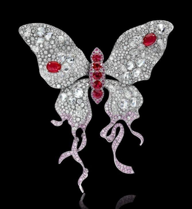 Anna Hu - Elizabeth Butterfly