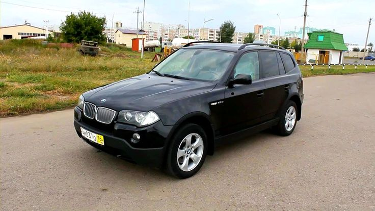 2008 BMW X3. Start Up, Engine, and In Depth Tour.