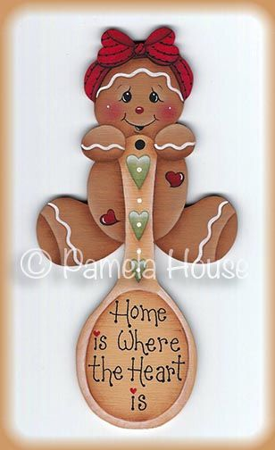 Home Is Where the Heart Is Ginger