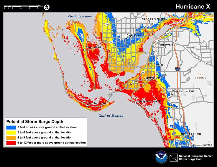 National Hurricane Center gives storm surge modeling a