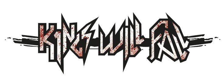 KINGS WILL FALL - logo (South-Tyrol, Italy) .: THRASH METAL :.
