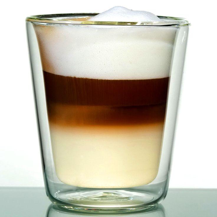 GlassRoyal Cappucino straight ø7,3x8,2cm 150ml