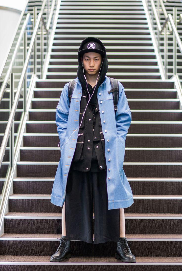 Galeria de Fotos Fora da caixa: o street style superoriginal da semana de moda de Tóquio // Foto 8 // Notícias // FFW