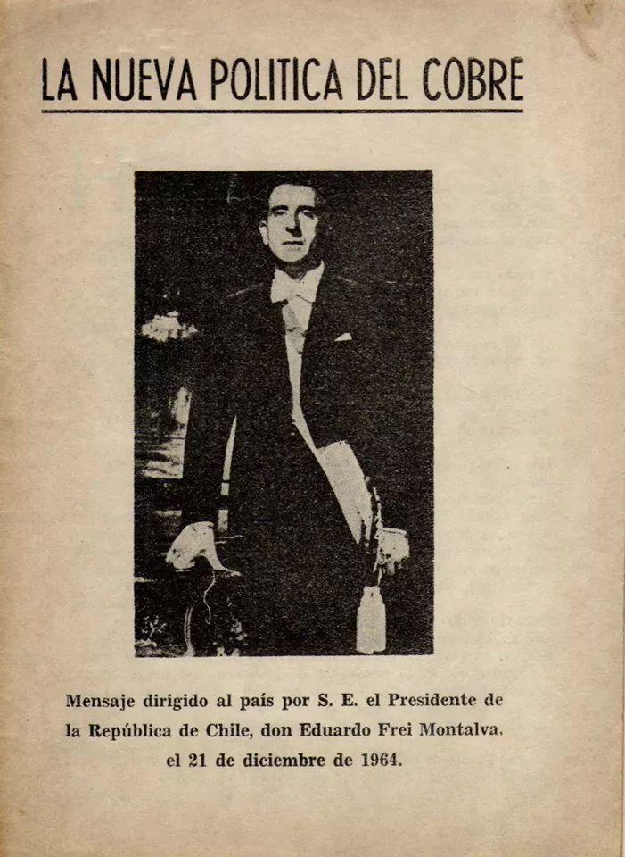 Documento Cobre Eduardo Frei.