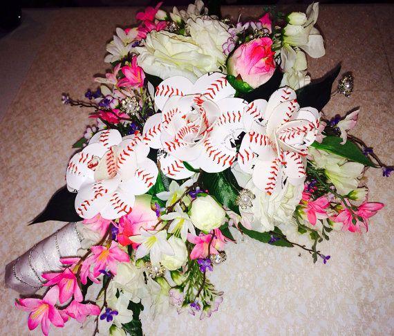 10 best love for baseball roses images on pinterest red for Waterfall design etsy