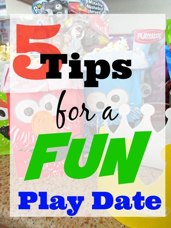 Play Date Tips with Playskool + Recipe #ImagineWithElmo #MC #sponsored | SavingSaidSimply.com