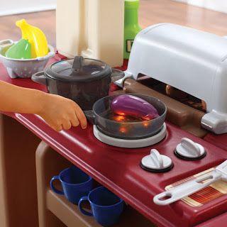 Toddler U0026 Little Childrenu0027s Outdoor Plastic Playhouse With Indoor/Outdoor  Kitchen ...