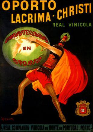 Oporto Lacrima-Christi, Real Vinicola   Vinho do Porto_Portugal