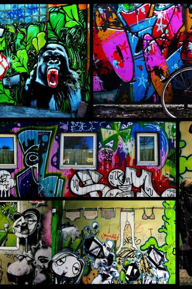 Graffiti Collage!