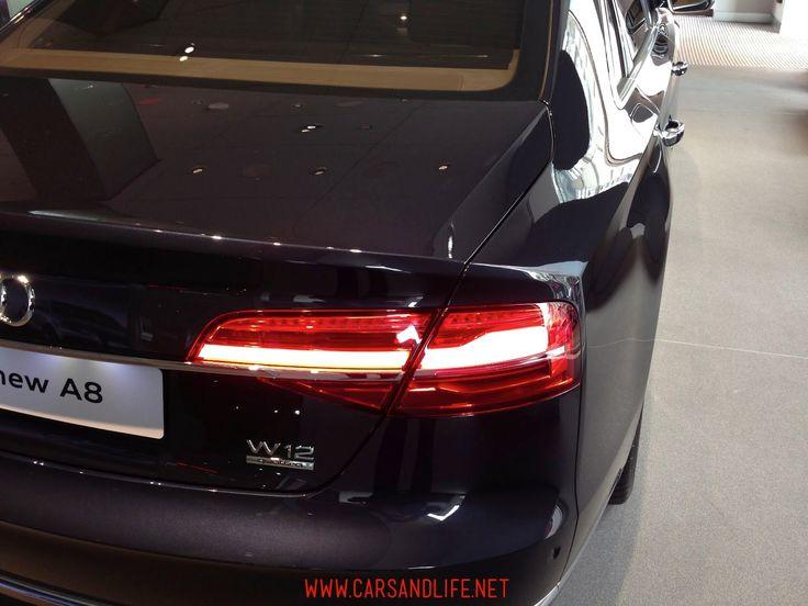 Cars & Life | Cars Fashion Lifestyle Blog: Coolest Car? Audi A8 W12