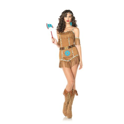 Tribal Goddes Costume