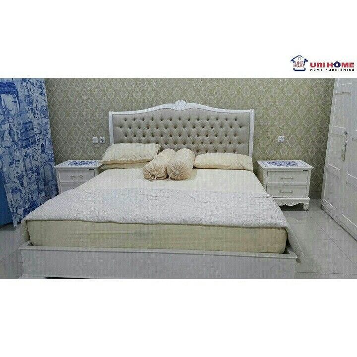 thanks for buying our products and for sharing the lovely pics with us! :) follow instagram @unihomefurniture  showroom: Ruko Emerald Avenue 2 #B12 Sektor 9 Bintaro ph: 021-22210817 / 0812-1385-7691