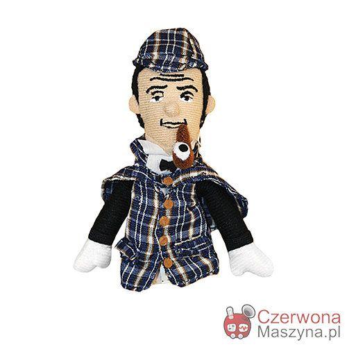 Kukiełka na palec TUPG Sherlock Holmes - CzerwonaMaszyna.pl