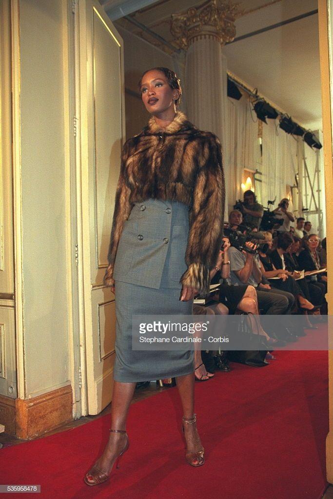 Epingle Sur Naomi Campbell