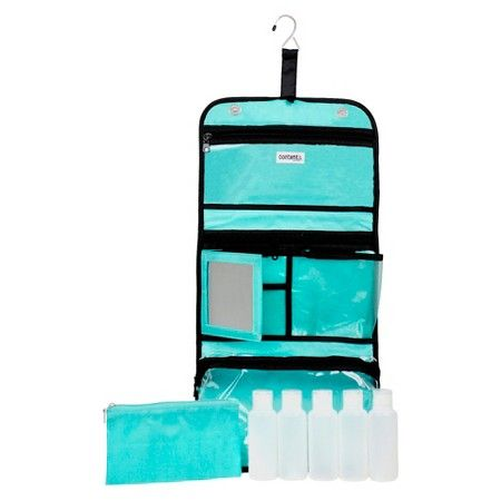 Basic Cosmetic Bag Fitted Travel Valet : Target