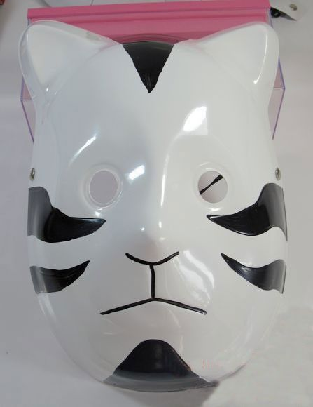 Naruto Cosplay Accessories Anbu's Mask C
