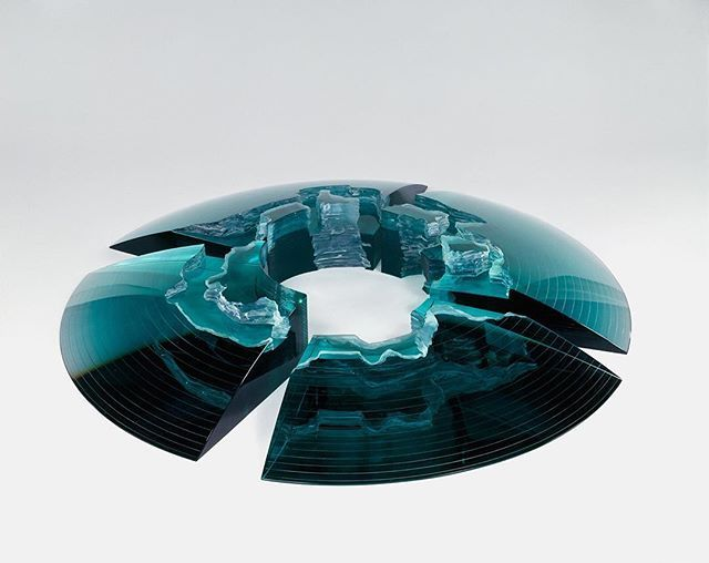 67 Best Blue Glass Images On Pinterest Museum Of Glass Glass Art And Blown Glass
