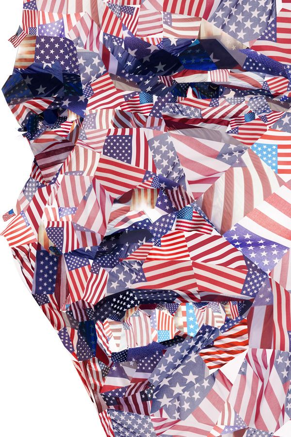 Charis Tsevis: Beautiful Obama Posters from Greece