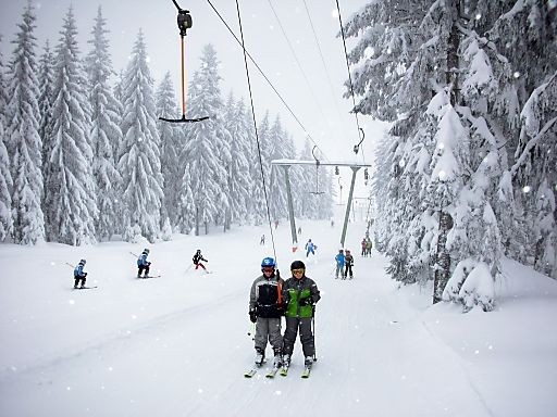 Kleine-feine Ski-Openings im Mühlviertler Kernland | Fotograf: Hermann Erber | Credit: OÖ Tourismus | Mehr Informationen und Bilddownload in voller Auflösung: http://www.ots.at/presseaussendung/OBS_20131112_OBS0007