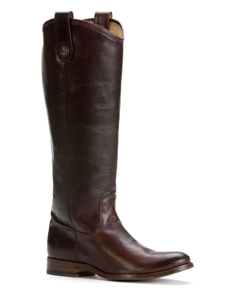 Chaussures | Bottes | Botte Melissa boutonnée | La Baie D'Hudson