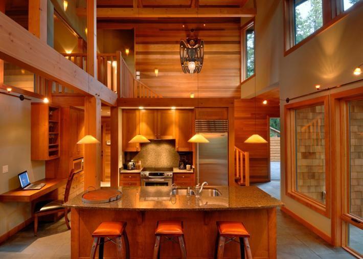 Best Single Family Detached Home 2,000 - 2,999 sq. ft.-Custom | Coastal Construction for Tofino Forest Resort #GeorgieAwards #2009Winner