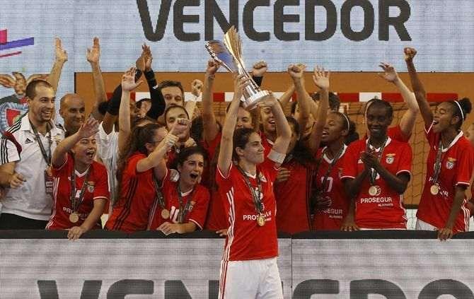 Taça de Portugal - Futsal  Feminino 2017