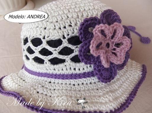 zapatitosdekiri | Art. niña -Sombreritos