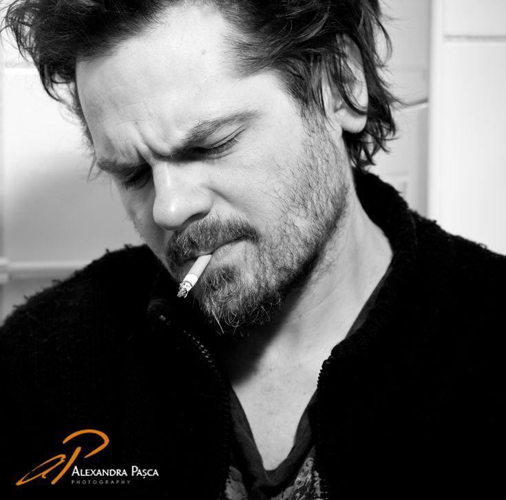 Florin Piersic Jr: Un actor are voie sa faca lucruri pentru care oamenii obisnuiti ar fi amendati. | Ceașca de Cultură