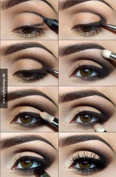 Perfekt definierte Augen!