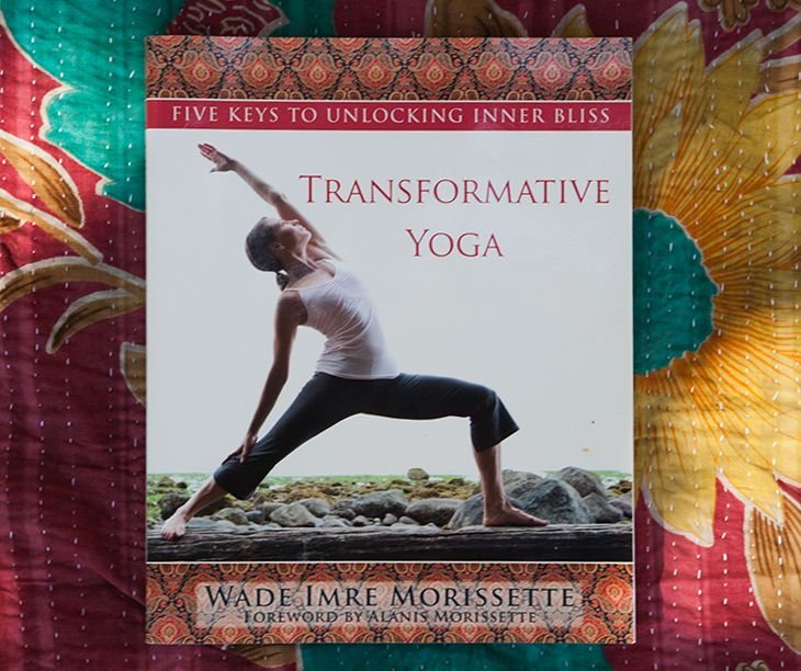 27 best books images on pinterest alanis morissette book lists transformative yoga five keys to unlocking inner bliss by wade morissette wade is one of my favorite yoga teachers of all time fandeluxe Images