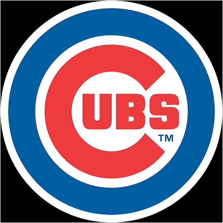 Chicago Cubs 4k Wallpaper In 2020 Chicago Cubs Logo Chicago Cubs Chicago Bears Logo