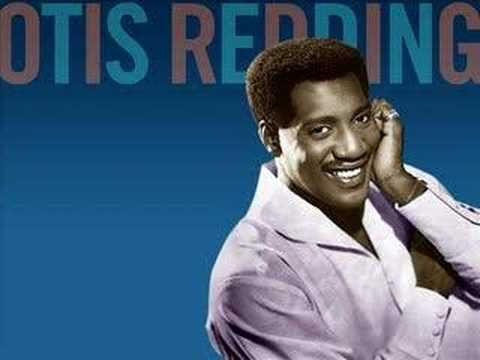 Otis Redding / Sitting On The Dock Of The Bay  ---  a favorite