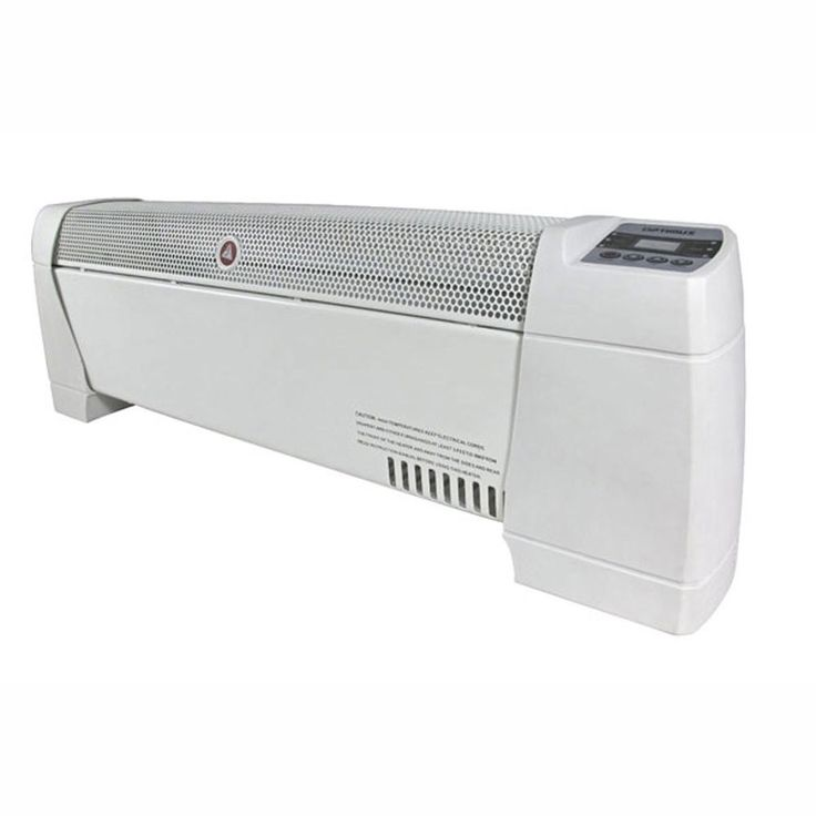 30 In Portable Baseboard Convection Space Heater W/ Digital  Display/Thermostat #Optimus
