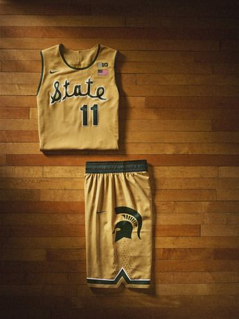 NIKE, Inc. - Respect the Past, Represent the Future: Michigan State Basketball