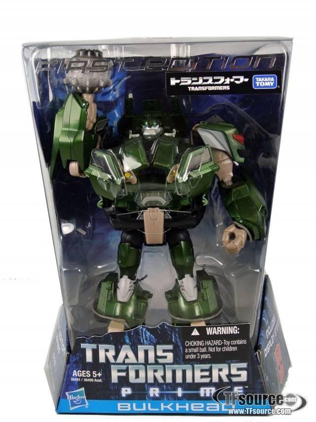 Hasbro TAKARA Transformers RID Voyager UN Optimus Prime Action Figure Japan Ver