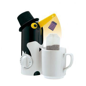 Küchenprofi - timer do parzenia herbaty Pingwin - wysokość: 20 cm