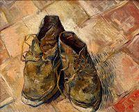 Η ΑΠΟΚΑΛΥΨΗ ΤΟΥ ΕΝΑΤΟΥ ΚΥΜΑΤΟΣ: Τα παπούτσια του Βαν Γκογκ (Vincent van Gogh)