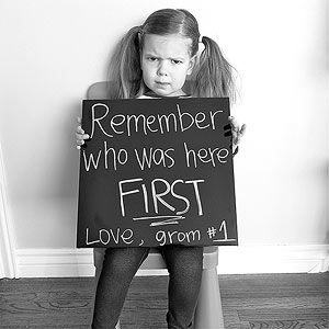 America's Best Pregnancy Announcement Contest: The Finalists!: #BigSisterProblems (via Parents.com)